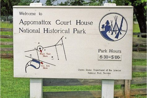 Appomattox Court House National Historical Park, Appomattox, United States