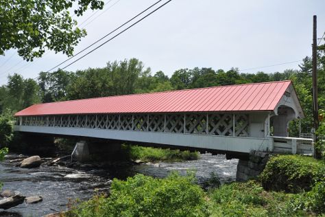 Ashuelot Covered Bridge, Ashuelot, United States