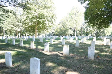 Baltimore National Cemetery, Catonsville, United States