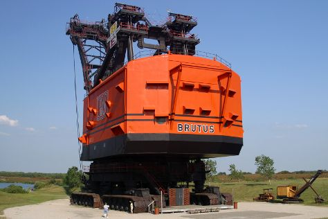 Big Brutus, West Mineral, United States