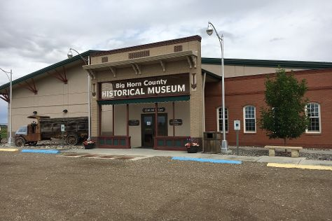 Big Horn County Historical Museum, Hardin, United States