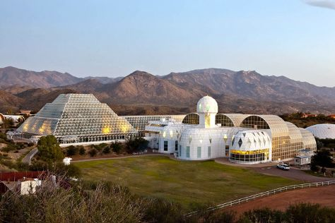 Biosphere 2, Oracle, United States