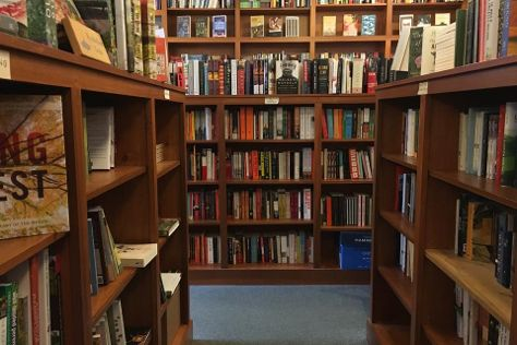 Blue Hill Books, Blue Hill, United States