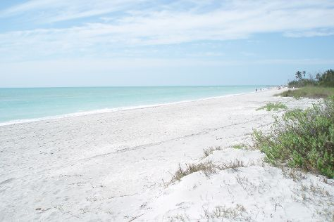 Bowman's Beach, Sanibel Island, United States