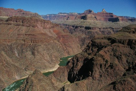 Bright Angel Trail, Grand Canyon National Park, United States