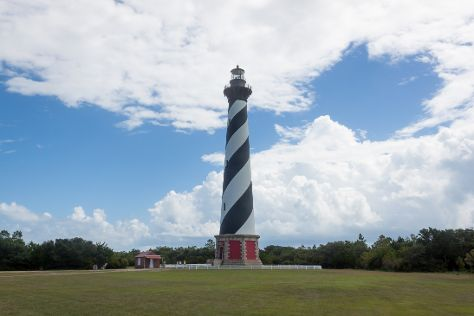 Cape Hatteras Lighthouse, Buxton, United States