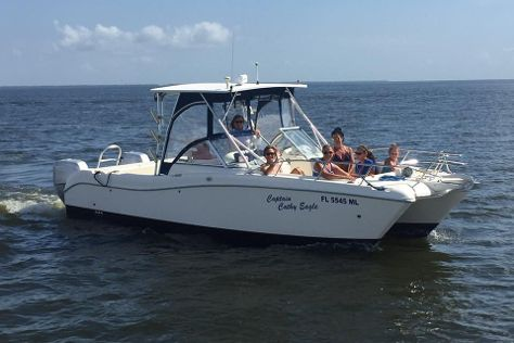 Captain Cathy Eagle Boat Tours, Matlacha, United States