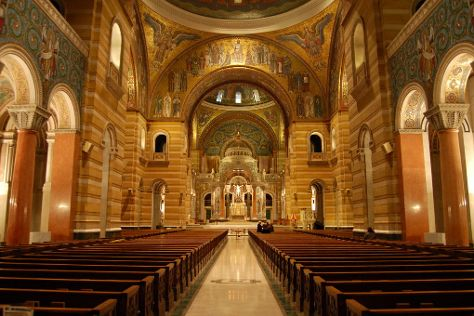 Cathedral Basilica of Saint Louis, Saint Louis, United States