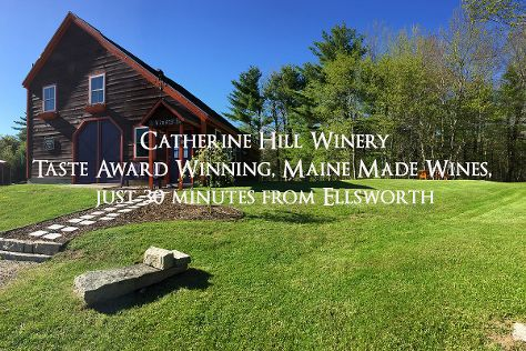 Catherine Hill Winery, Cherryfield, United States