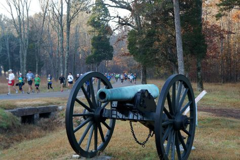 Chickamauga Battlefield, Fort Oglethorpe, United States