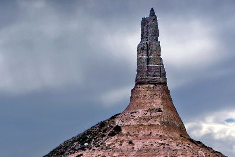 Chimney Rock National Historic Site, Bayard, United States