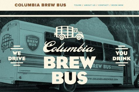 Columbia Brew Bus, Columbia, United States