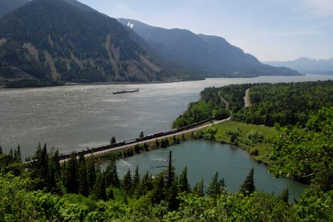 Columbia River Gorge National Scenic Area, Oregon, United States