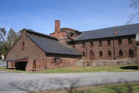 Cornwall Iron Furnace, Cornwall, United States