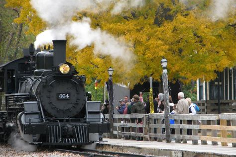 Crossroads Village & Huckleberry Railroad, Flint, United States