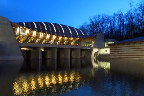 Crystal Bridges Museum of American Art, Bentonville, United States