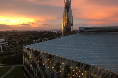 Crystal Cathedral, Garden Grove, United States