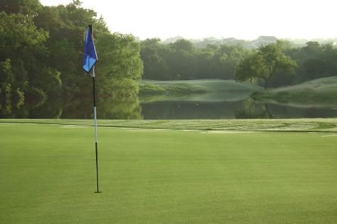 Crystal Falls Golf Course, Leander, United States