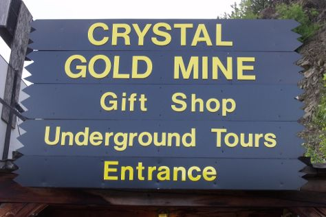 Crystal Gold Mine, Kellogg, United States