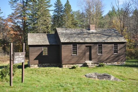Daniel Webster Birthplace State Historic Site, Franklin, United States
