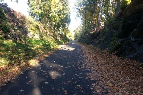 Dutchess Rail Trail, Hopewell Junction, United States