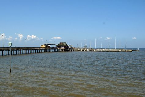 Fairhope Municipal Pier, Fairhope, United States