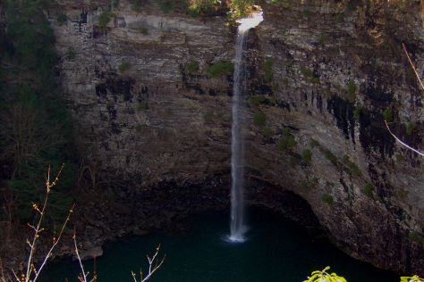 Fall Creek Falls State Park, Spencer, United States