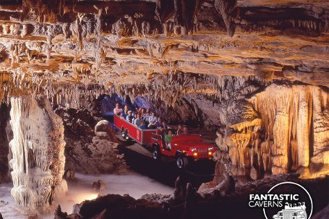 Fantastic Caverns, Springfield, United States