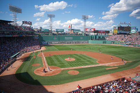 Fenway Park, Boston, United States