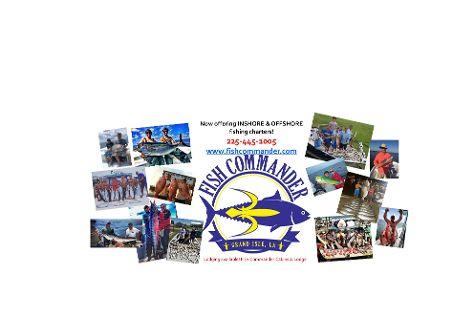 Fish Commander - Fishing Charters, Grand Isle, United States