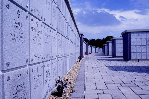 Florida National Cemetery, Bushnell, United States