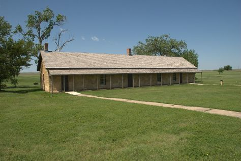 Fort Hays State Historic Site, Hays, United States