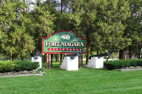 Fort Niagara State Park, Youngstown, United States
