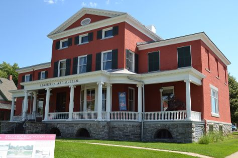 Frederic Remington Art Museum, Ogdensburg, United States