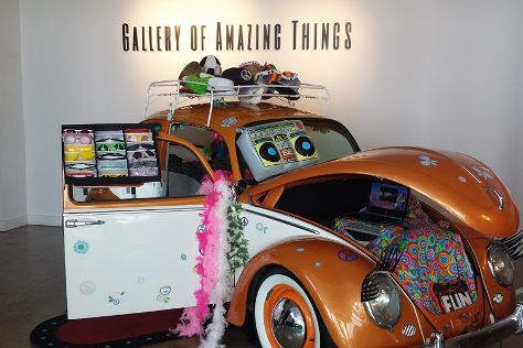Gallery of Amazing Things, Dania Beach, United States