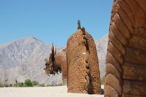 Galleta Meadows, Borrego Springs, United States