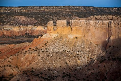 Ghost Ranch, Abiquiu, United States