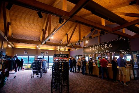 Glenora Wine Cellars, Dundee, United States
