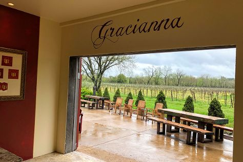 Gracianna Winery, Healdsburg, United States