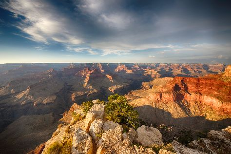 Grand Canyon South Rim, Grand Canyon National Park, United States