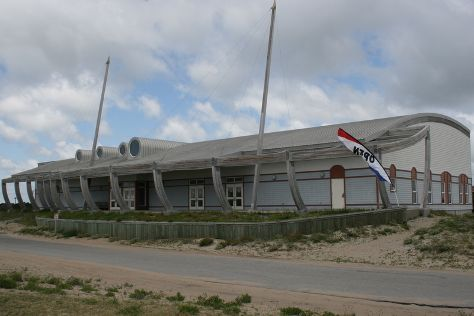 Graveyard of the Atlantic Museum, Hatteras Island, United States