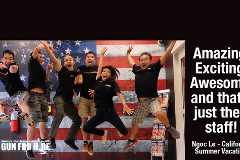 Gun For Hire Shooting Range, Woodland Park, United States