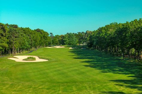 Harbor Pines Golf Club, Egg Harbor Township, United States