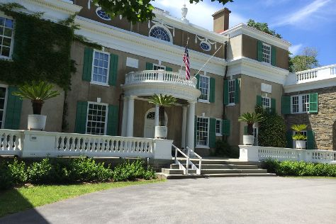 Home of Franklin D. Roosevelt, Hyde Park, United States