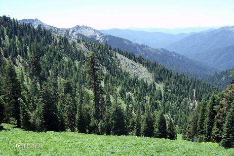 Klamath National Forest, Forks of Salmon, United States