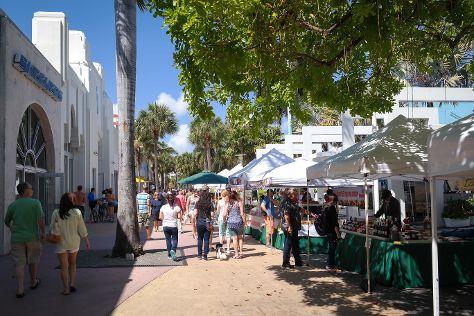 Lincoln Road, Miami Beach, United States