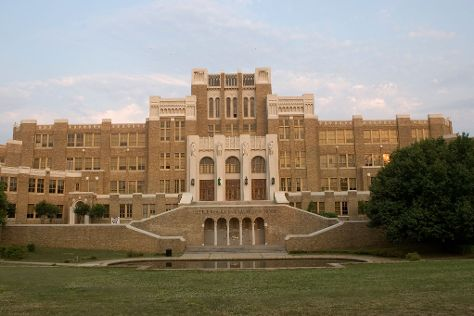 Little Rock Central High School National Historic Site, Little Rock, United States