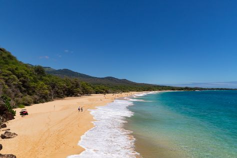 Makena Beach, Wailea, United States