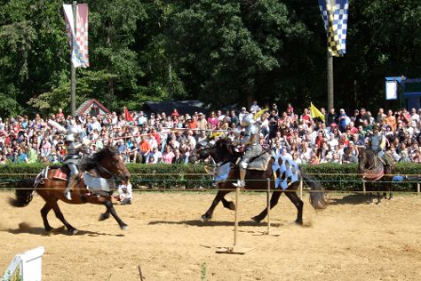 Maryland Renaissance Festival, Crownsville, United States