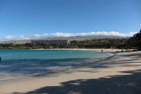 Mauna Kea Beach, Island of Hawaii, United States